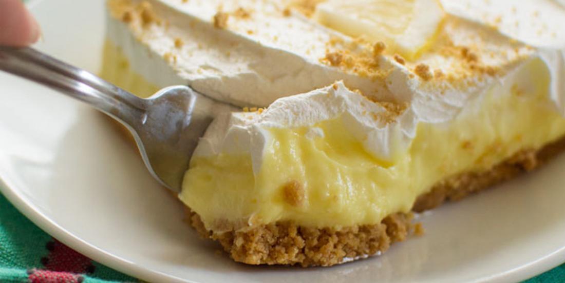 Ce gâteau au fromage au citron sans cuisson fera fureur auprès de vos invités