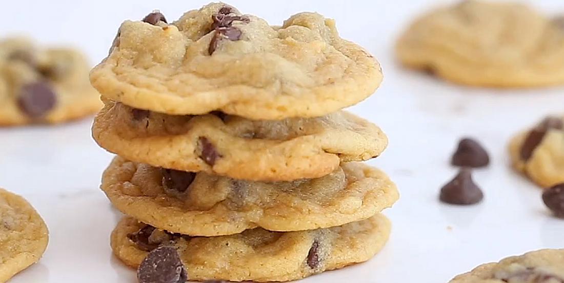 Voici le secret pour confectionner des biscuits aux pépites de chocolat moelleux à souhait