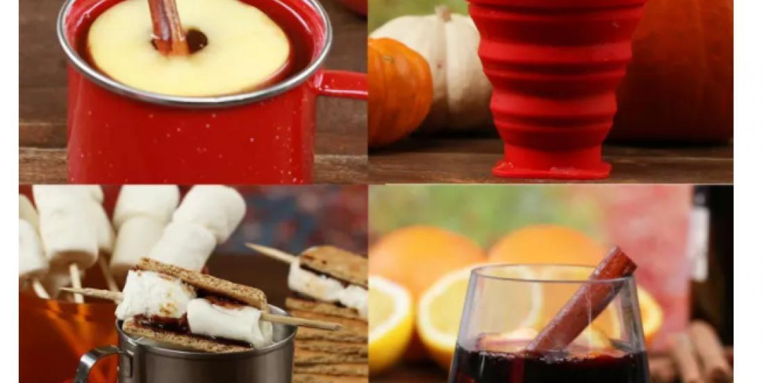 Adieu, drinks estivaux! Ces cocktails d'automne sauront vous réchauffer et vous émerveiller