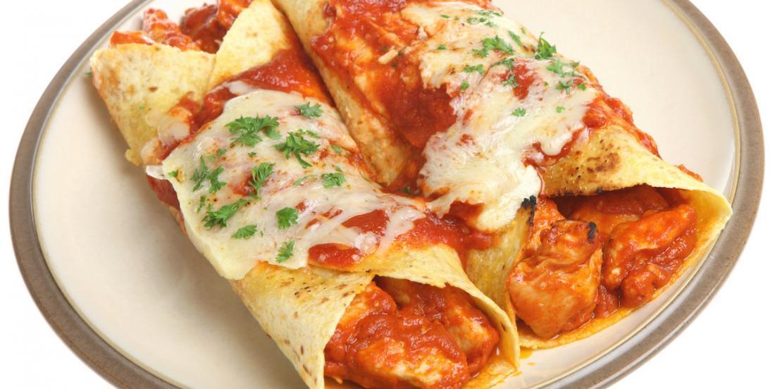 Amenez le Mexique dans votre assiette grâce à ces merveilleux enchiladas