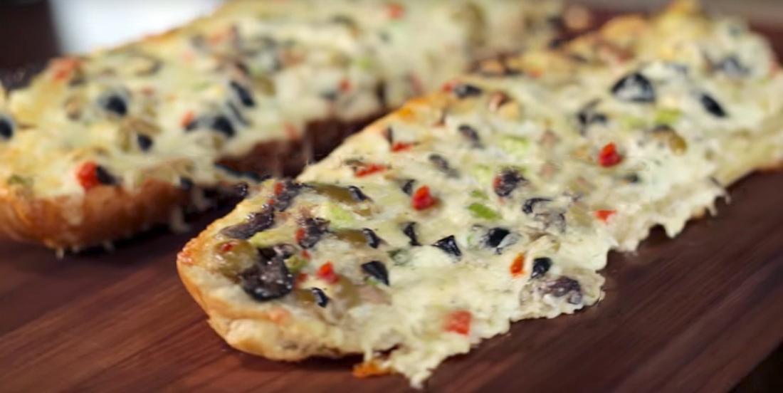 Après avoir pris une bouchée dans ce pain aux olives, vous irez imprimer la recette!