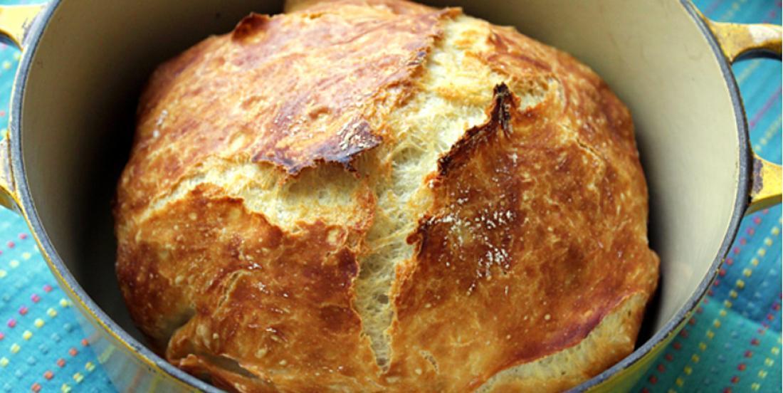 Ce pain est si facile à faire qu'il est impossible à rater
