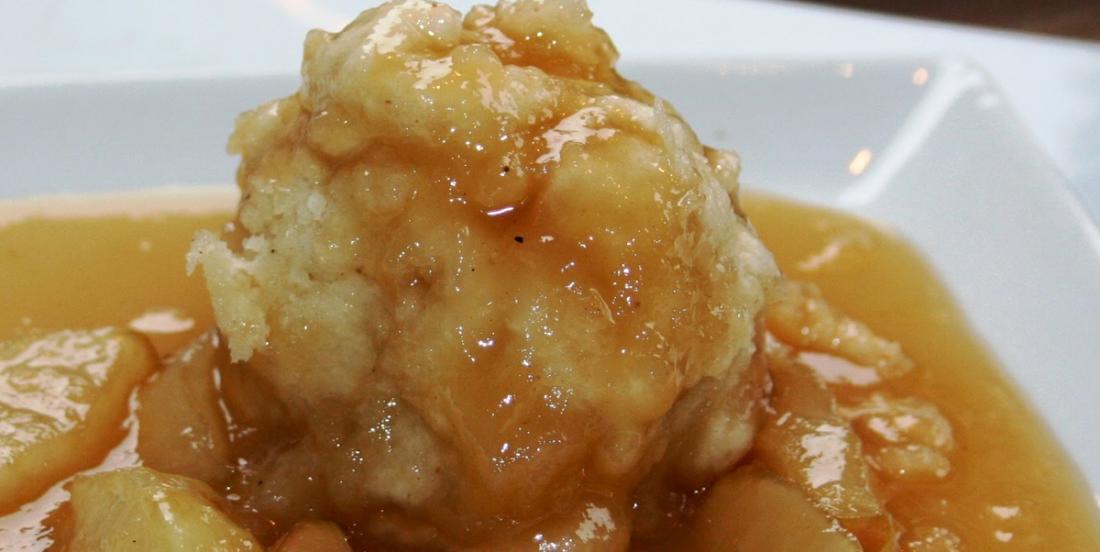 Grands-pères aux pommes et au sirop d'érable, un dessert original qui séduira vos papilles!