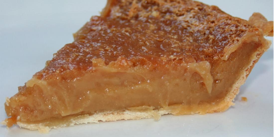 L'irrésistible tarte au sucre du Bistro J-F Plante