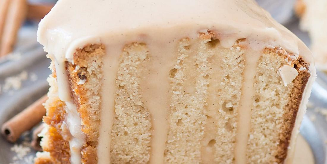 Gâteau quatre-quarts à la cassonade