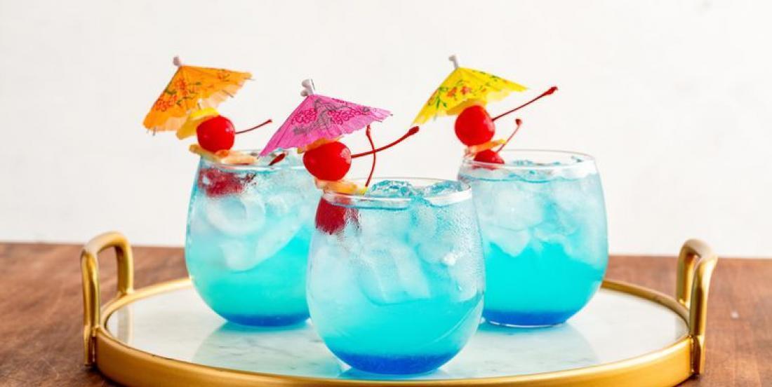 Limonade-sirène prête en seulement 10 minutes