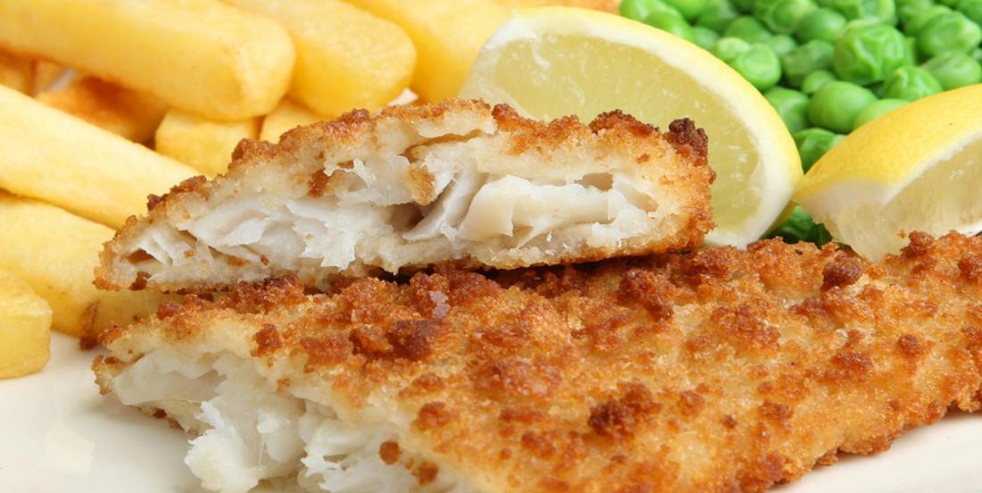 Fish & Chip maison croustillant et sans friture