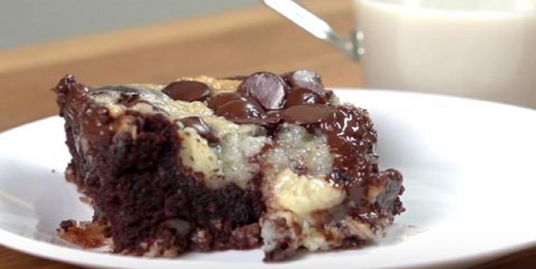 Le gâteau tremblement de terre fera fureur auprès de vos invités