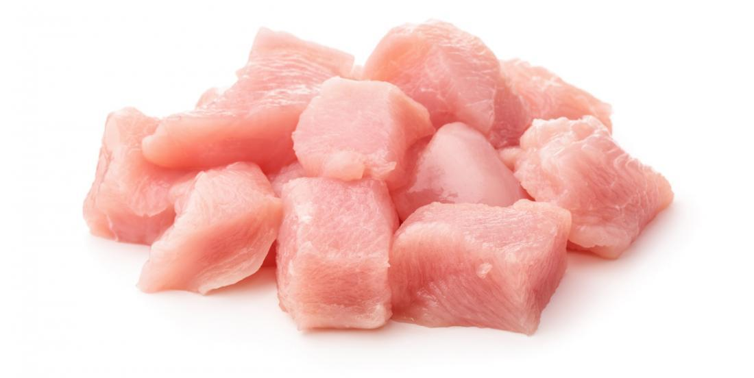 Rappel de viande de poulet à cause de la bactérie Listeria monocytogenes