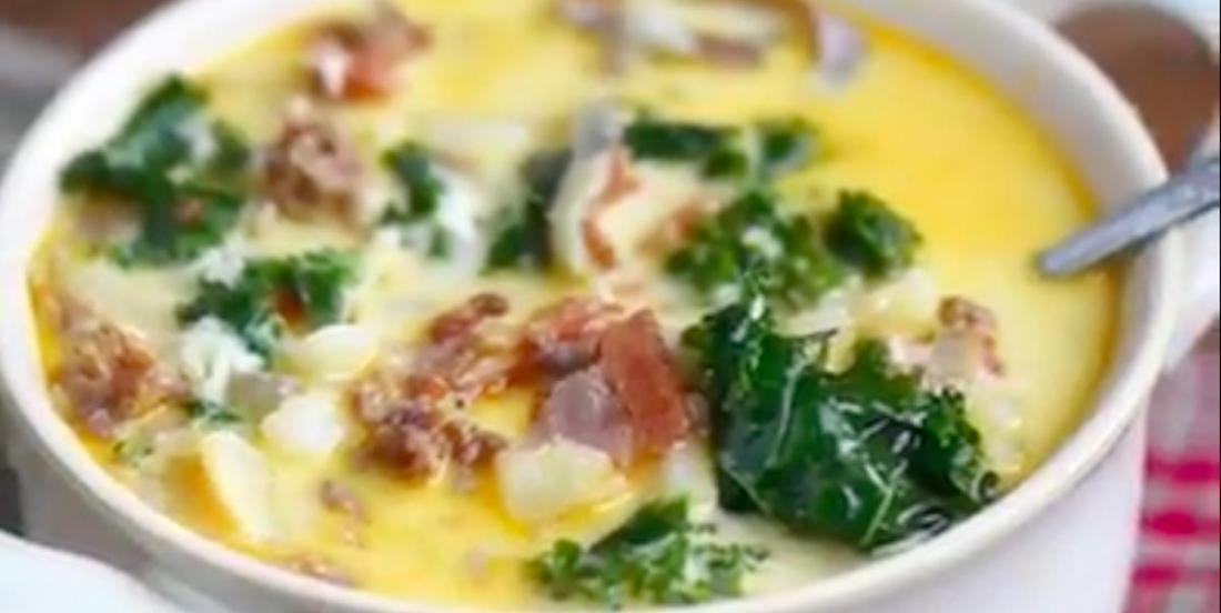Une soupe qui vous fera rêver de la Toscane