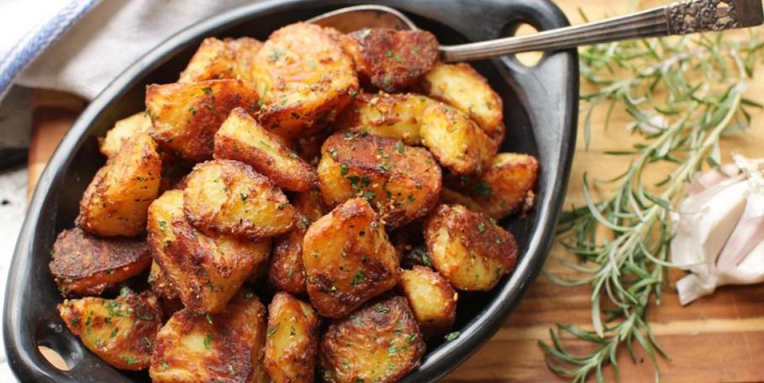 Cuisinez les meilleures pommes de terre rôties du monde entier