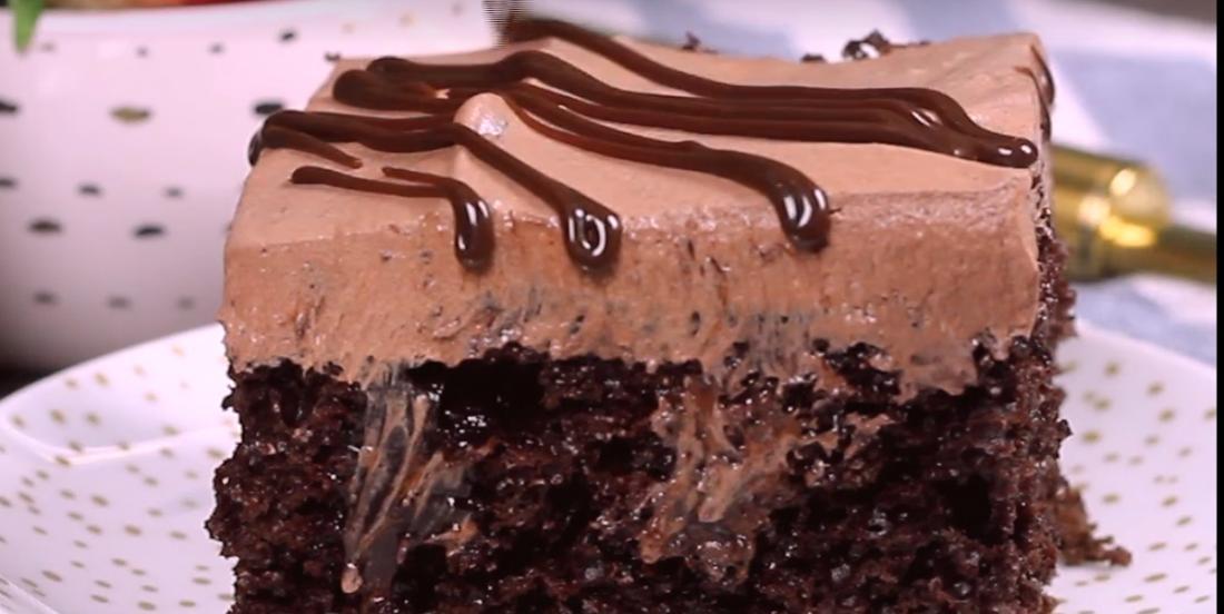 Gâteau mudslide au Kahlua
