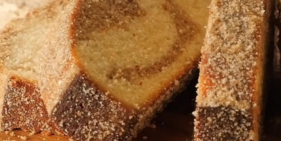 Incroyable pain à la pâte à beignets à la cannelle