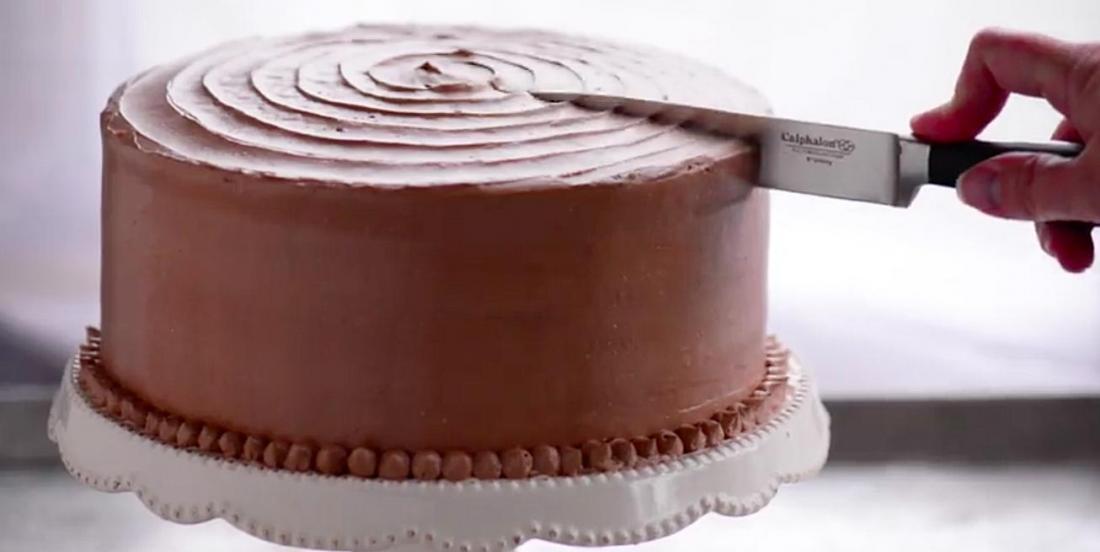 Le Roi des gâteaux au chocolat!