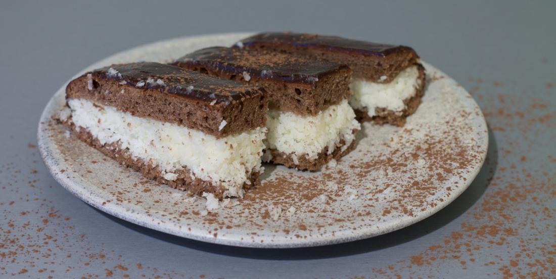 Super idée pour les Fêtes: du fudge au coconut prêt en 3 petites minutes!