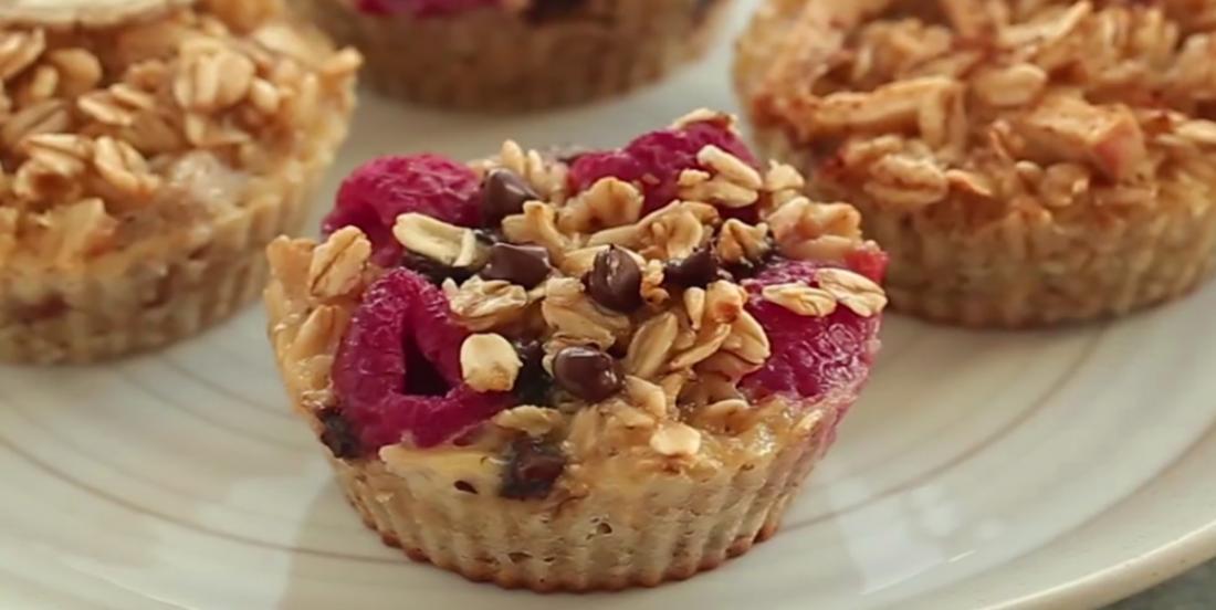 Vous avez besoin de seulement 4 ingrédients pour créer des muffins qui ne contiennent pas de sucre