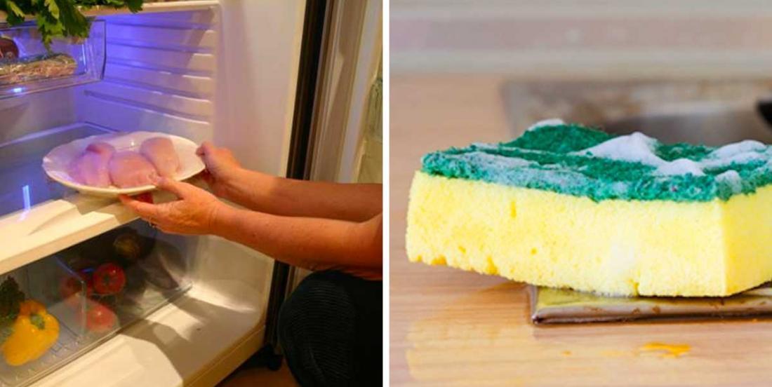 Ces 8 erreurs en cuisine pourraient vous rendre malade, pourtant elles sont encore très fréquentes!
