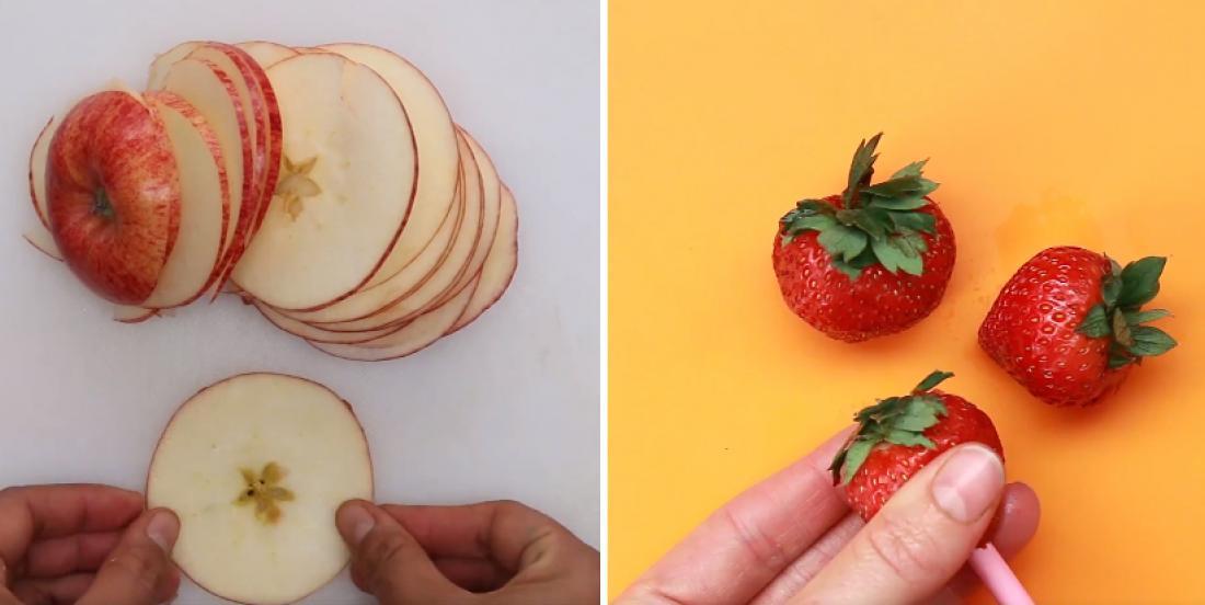 21 façons différentes d'apprêter nos fruits et nos légumes qui sortent de l'ordinaire
