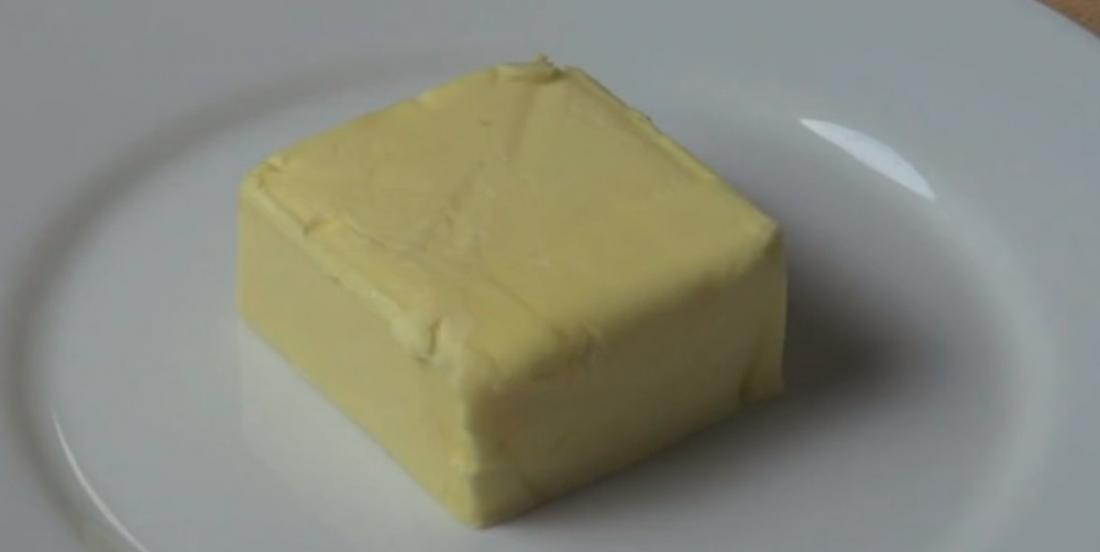 Pour ramollir du beurre en un rien de temps, cette méthode est infaillible!