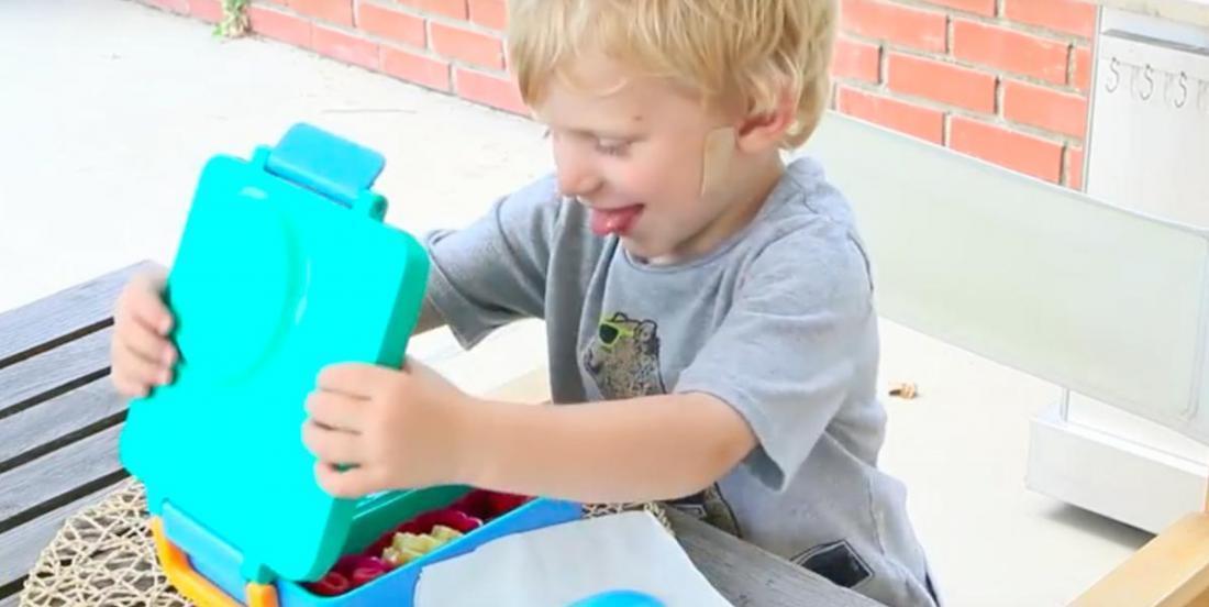 Retour à l'école: 5 conseils pour que votre enfant mange son lunch!