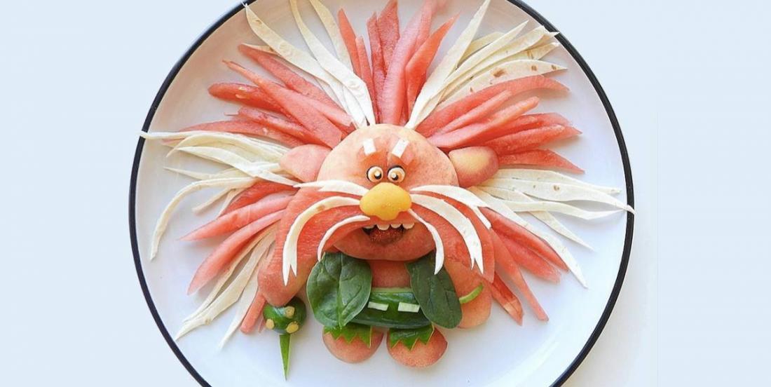 Surprenez vos enfants avec des assiettes magiques dignes de leurs personnages préférés!