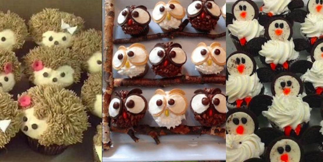 27 idées pour décorer des cupcakes de façons vraiment amusantes!