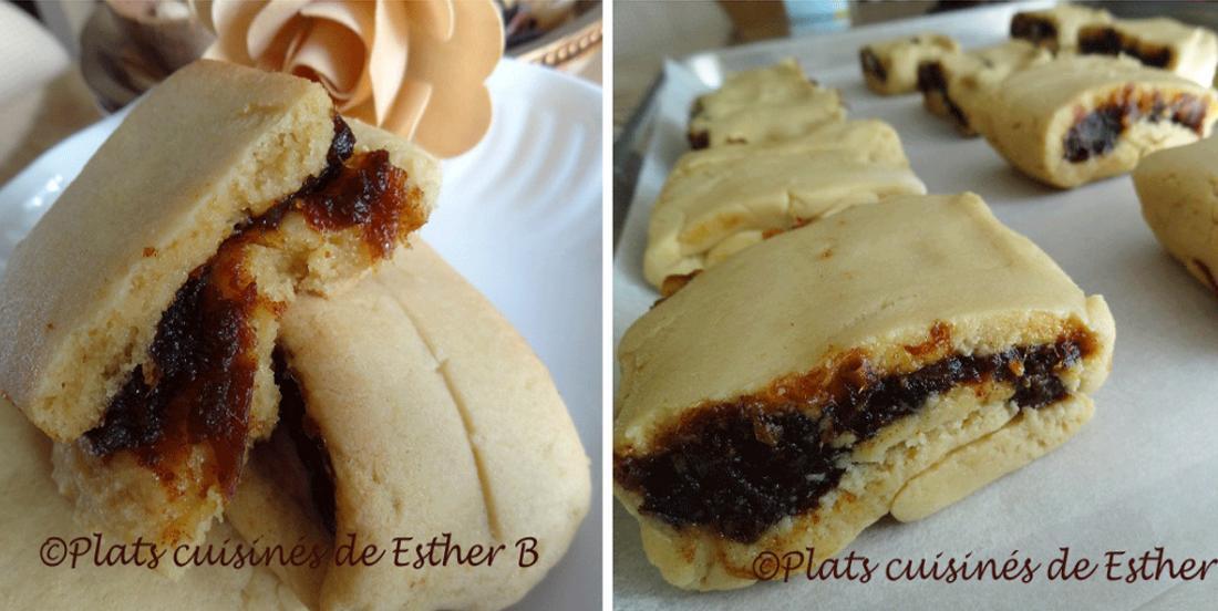 Biscuits aux dattes Béatrice,  comme dans le temps!