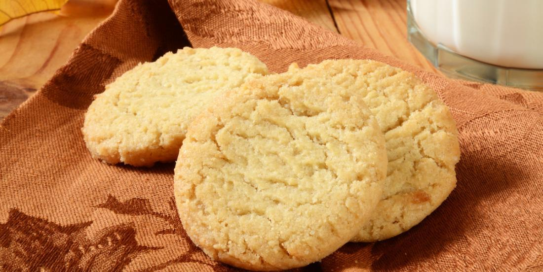 Biscuits des anges au sucre directement tombés du ciel!