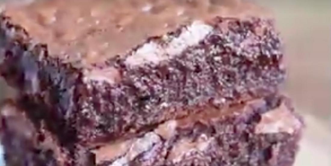 Brownies sans gluten pour tous les amoureux de chocolat