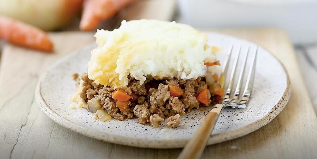 Recette traditionnelle du Shepherd's Pie, le pâté chinois irlandais