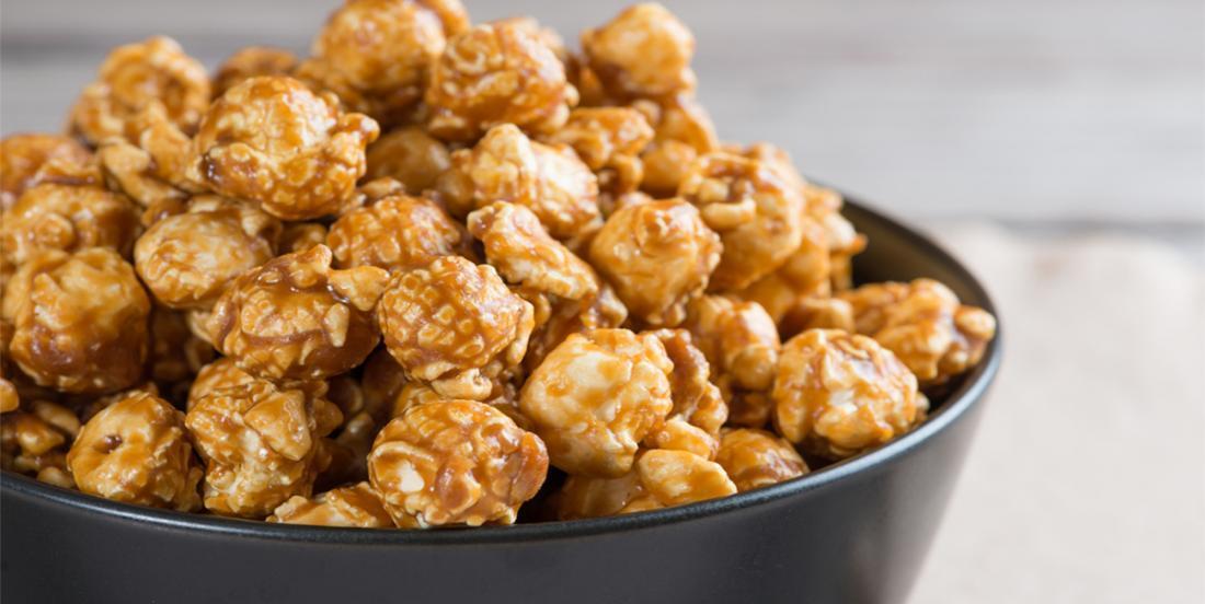 Cracker Jack maison...  Plus tu en manges, plus tu en veux!