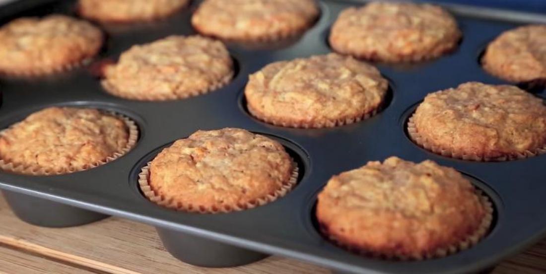 3 recettes de muffins déjeuner pour matins pressés