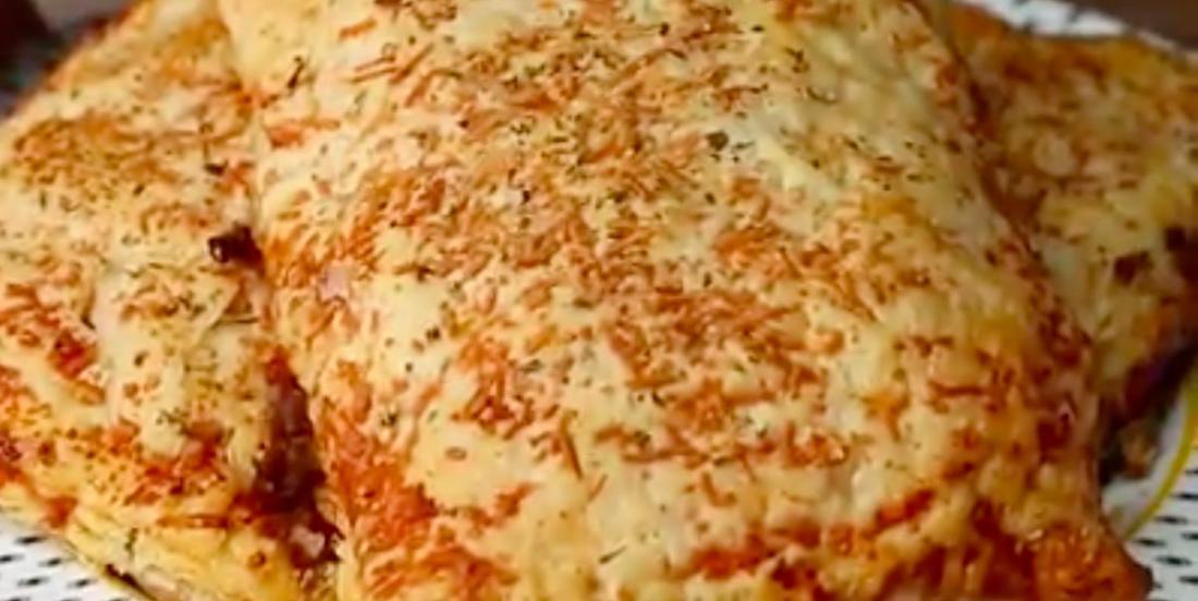 Lasagne en pochette, votre nouveau plat favori