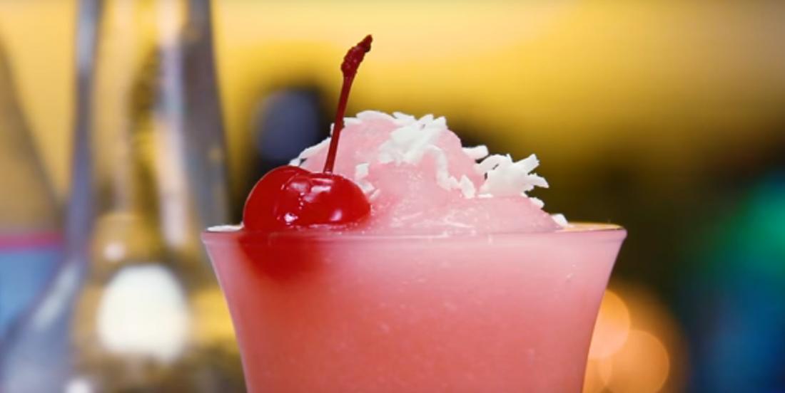 Pink Snowball