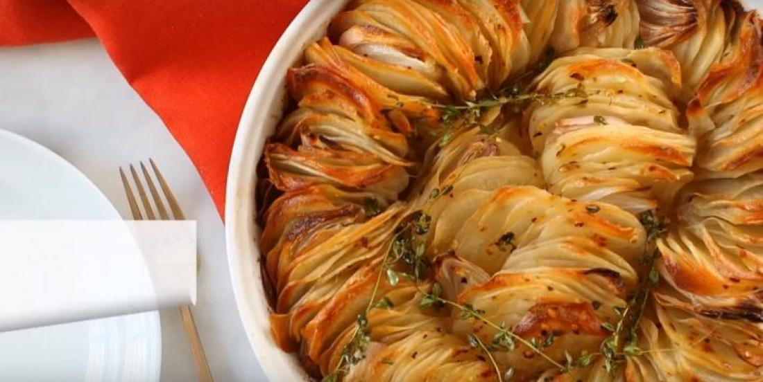 Pommes de terre extra croustillantes cuites au four