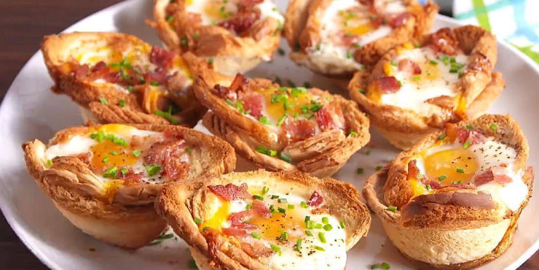 Réalisez facilement des sandwichs-déjeuners aux oeufs