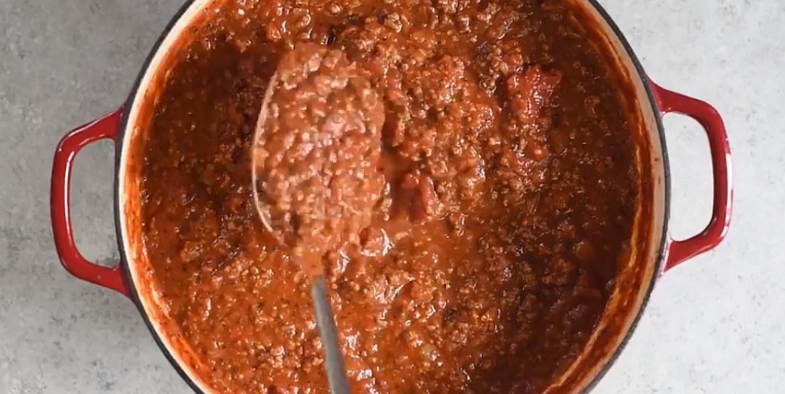 Sauce à spaghetti délicieusement facile à préparer