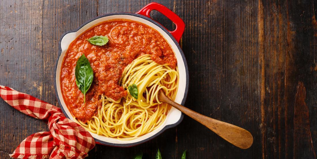 Sauce à spaghetti, la meilleure
