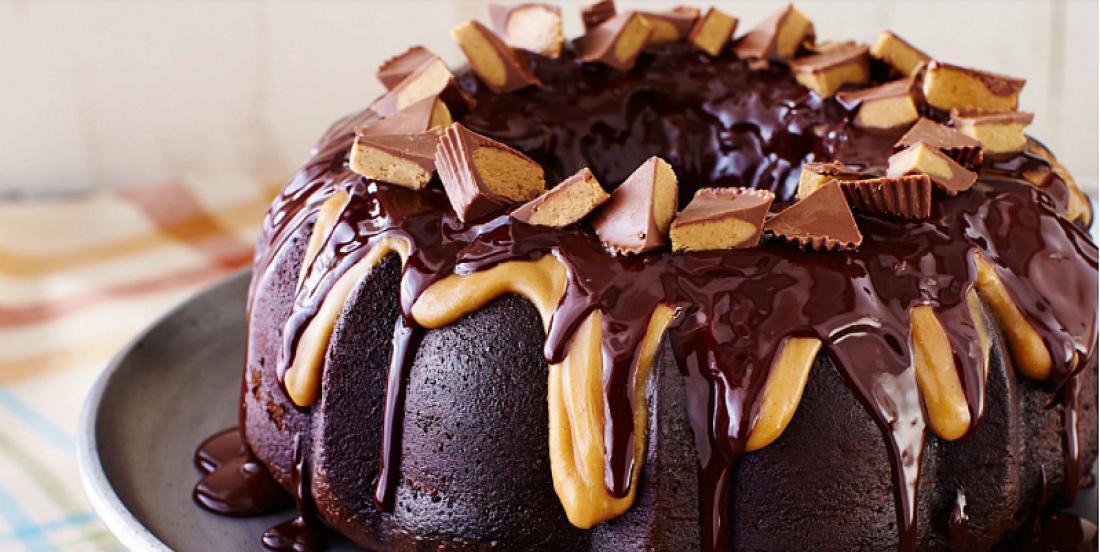 Gâteau au chocolat Reese's aussi beau que bon