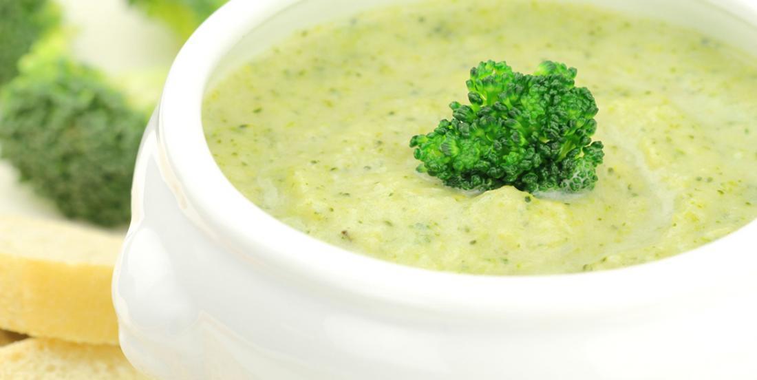 La meilleure crème de brocoli