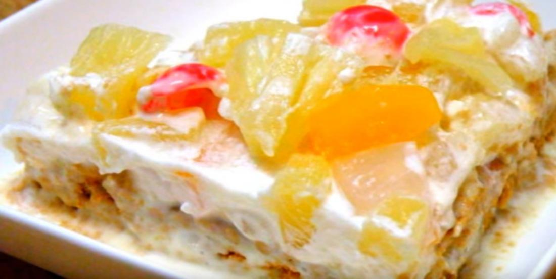 Gâteau aux fruits super simple à cuisiner