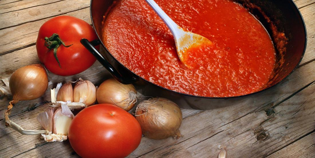 La meilleure sauce aux tomates maison