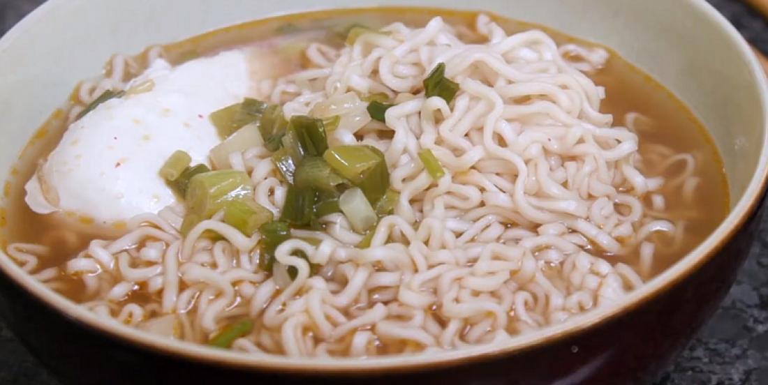 La parfaite soupe ramen qui se prépare en seulement 15 minutes