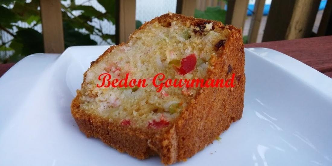 Gâteau aux tomates vertes, un succès assuré!