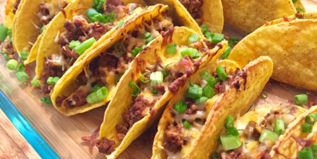 Tacos au four: repas parfait pour les soupers en famille