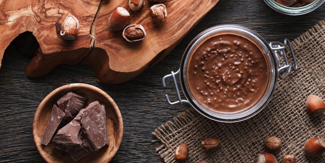 Tartinade de chocolat aux noisettes maison bien meilleure que les versions du commerce
