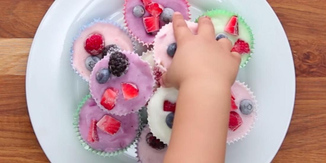Un dessert santé qui se prépare en moins de 5 minutes et les enfants adorent
