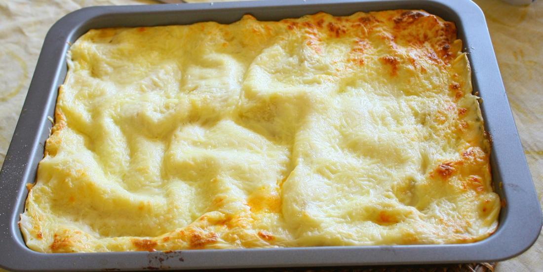 Casserole de pommes de terre réconfortante pour les froides soirées d'hiver