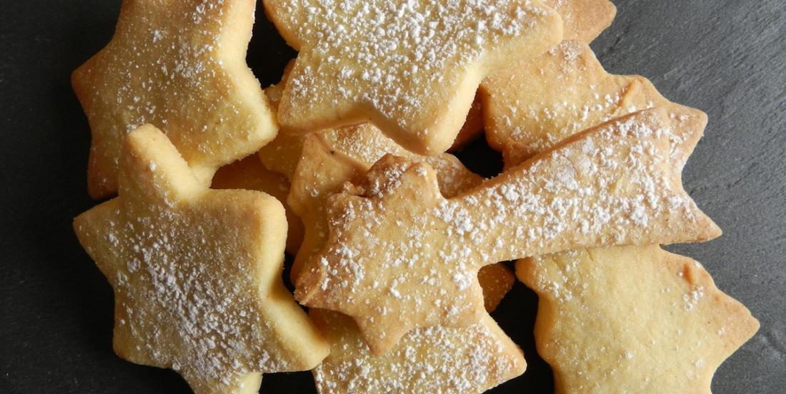 Irrésistibles biscuits sablés glacés à l'érable