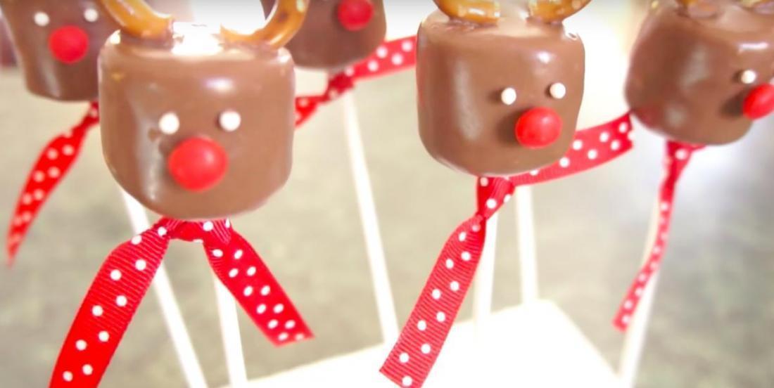 Grâce à ce tutoriel, réalisez ces 3 gâteries de Noël